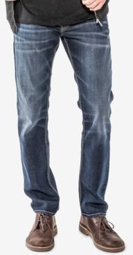 Allan Classic Fit Slim Stretch Jeans