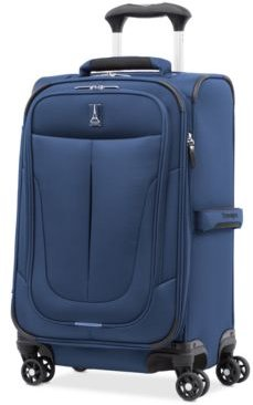 "Closeout! Travelpro Walkabout 4 21"" Softside Carry-On Spinner, Created for Macy's"