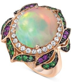 Crazy Collection Multi-Gemstone Statement Ring (5-1/4 ct. t.w.) in 14k Rose Gold