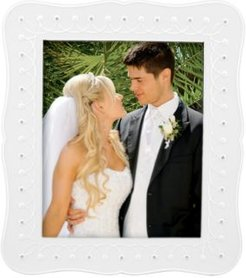 """Closeout! Lenox Picture Frame, Bliss 8"""" x 10"""""""