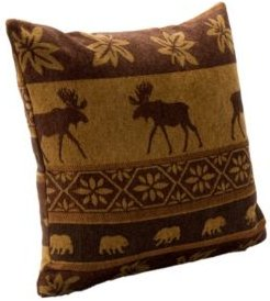 "Yosemite 16"" Designer Throw Pillow"