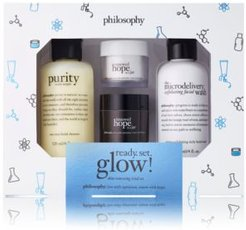 4-Pc. Ready. Set. Glow! Renewed Hope In A Jar Trial Set