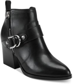 Victa Harness Booties Women's Shoes