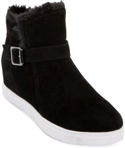Gayla Waterproof High-Top Sneakers, Created for Macy's Women's Shoes
