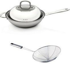 Collect'N'Cook 3-Pc. Wok Set