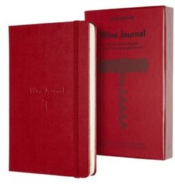 Wine Hard Cover Large Passion Notebook