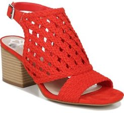 Viv Block Heel Dress Sandals Women's Shoes