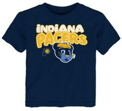 Toddlers Indiana Pacers Basic Logo T-Shirt