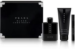 3-Pc. Luna Rossa Black Gift Set