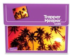 Trapper Keeper Card Game- Palm Tree
