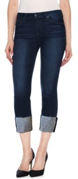 Brussels Cropped Skinny Jeans