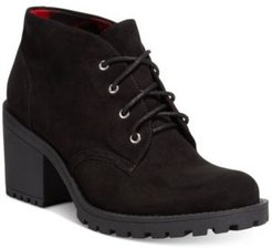 Reaghan Hiker Booties, Created for Macy's Women's Shoes