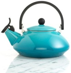 1.6 Qt Enameled Steel Zen Tea Kettle