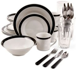 Essex 32-Pc. Dinnerware Set