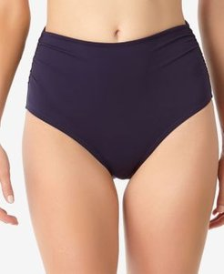 Live In Color High-Waist Swim Bottoms Women's Swimsuit