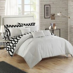 Holland 8-Pc Twin Comforter Set Bedding