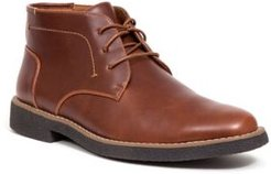 Bangor Memory Foam Chukka Boot Men's Shoes