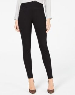 Inc Ponte Knit Skinny Pants, Created for Macy's