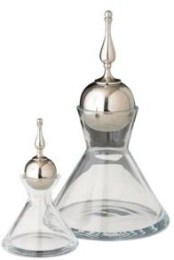 Finial Decanter Small