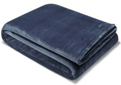 Ultra Soft Plush Solid Blanket, Twin Bedding