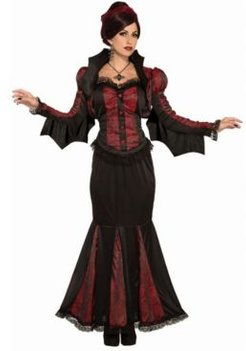 Lady of Darkness Adult Costume