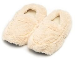 Microwavable Scented Plush Slippers