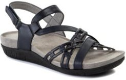 Jewel Sling Back Sandals Women's Shoes