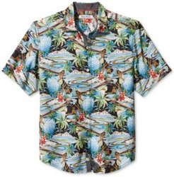 Coconut Point Tropical Surf Camp Shirt