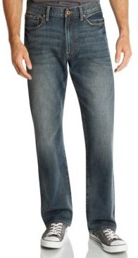 181 Relaxed Straight Fit Jeans