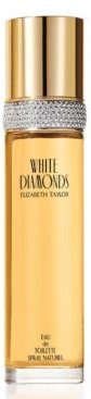 White Diamonds Eau de Toilette Spray Naturel, 3.3 oz