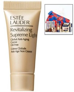 Receive a Free 7-Pc. gift with any $35 Estee Lauder purchase + Get More with a $35 Estee Lauder purchase (Total Gift Value $160)