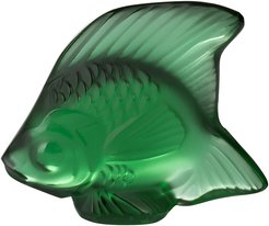 Fish Figure - Emerald