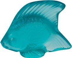 Fish Figure - Light Turquoise