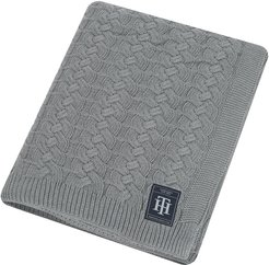 The American Classic Throw - Gray