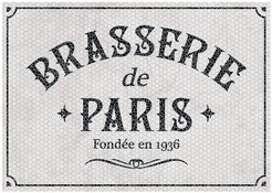 Brasserie de Paris Placemat
