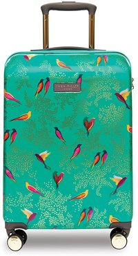 Playing Birds Trolley Suitcase - Small