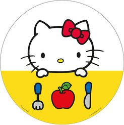 Hello Kitty Apple Placemat
