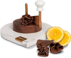 Marble Chocolate Curler