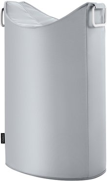 Frisco Laundry Bin - Silver Gray