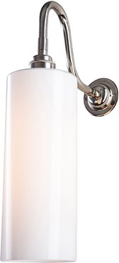 Parker Wall Light - Polished Nickel