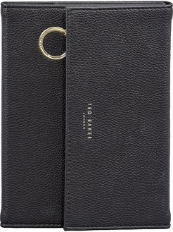 Notebook with Pencil Case - Black