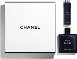 BLEU DE CHANEL 5 fl. oz. Eau de Parfum Twist and Spray Set