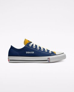 Denver Nuggets - Converse x NBA Custom Chuck Taylor All Star Low Top