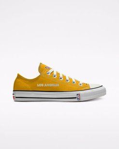 Los Angeles Lakers - Converse x NBA Custom Chuck Taylor All Star Low Top