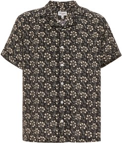 Exclusive Printed Silk Shirt