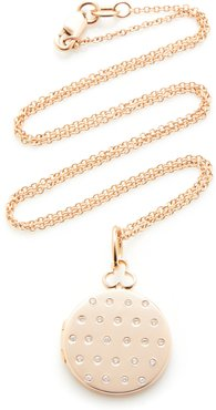 Jane Small 18K Rose Gold Necklace