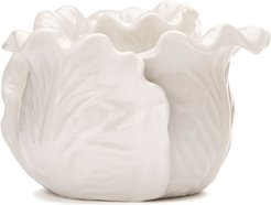 Tory Burch Home Lettuce Ware Candle Holders Set Of Two