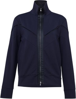 Sporty Coolness Zip Up Jacket