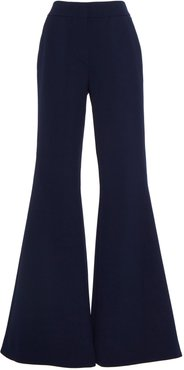 Ivy Crepe Flared Pants