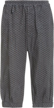 Orson Printed Twill Cropped Pants